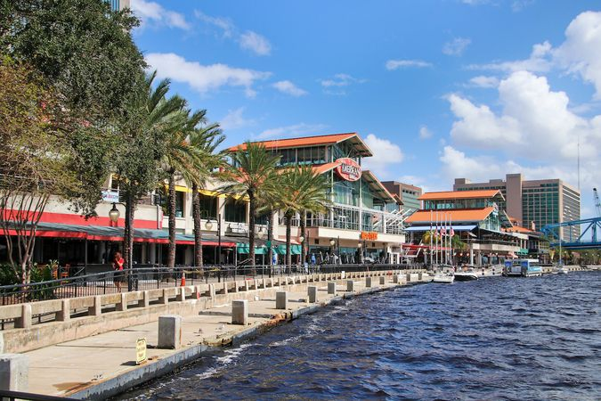 Downtown Jacksonville - Real Estate 1