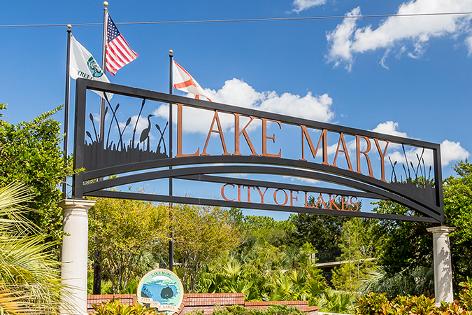 Lake Mary - Real Estate 1