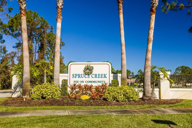 Spruce Creek Fly-In - Homes for Sale 10
