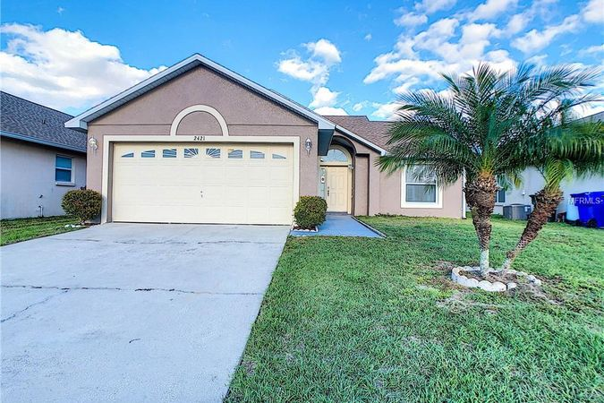 2421 BLACK POWDER LANE KISSIMMEE, FL 34743