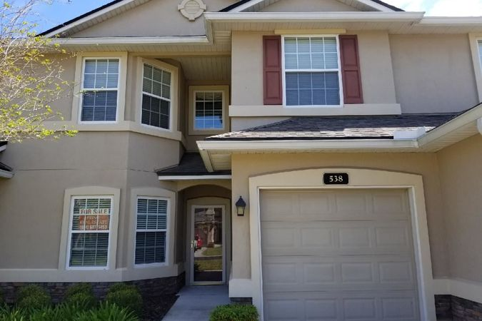 538 Wooded Crossing Circle St Augustine, FL 32084-6548