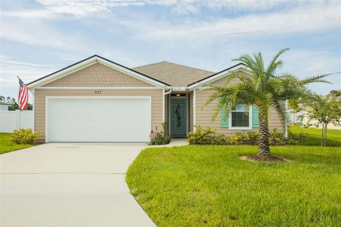 227 Blue Creek Way St Augustine, FL 32086-2926
