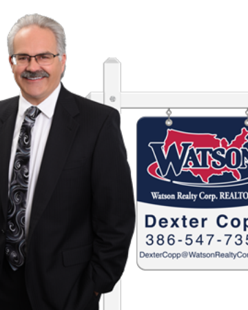 Dexter Copp, Real Estate Agent
