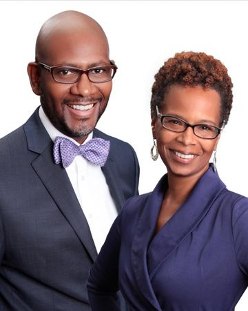 James & Marie Benjamin, Real Estate Agent