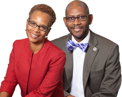 James & Marie Benjamin - Watson Real Estate