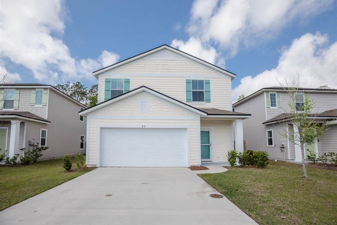 90 Ashby Landing Way St Augustine, FL 32086