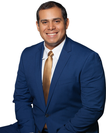 Gonzalo Mejia, Real Estate Agent